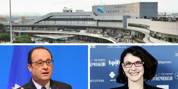 La privatisation de l'aéroport, la visite présidentielle et une Toulousaine récompensée à Paris ont notamment marqué l'actu de cette semaine