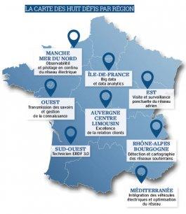 Concours ERDF Réseaux Electriques Intelligents