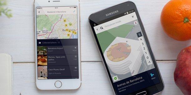 Le service de cartographie de la filiale de Nokia a fait son retour début mars sur iPhone, après avoir été suspendu en 2013.
