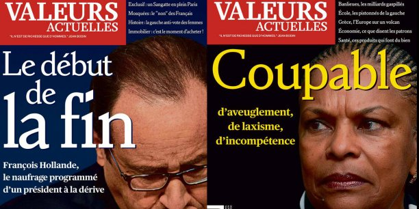 Lancée en janvier 2013, la nouvelle formule du journal est plus polémique et provocante.