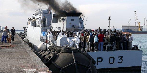 Renforcement en vue des opérations de secours aux migrants de l'UE