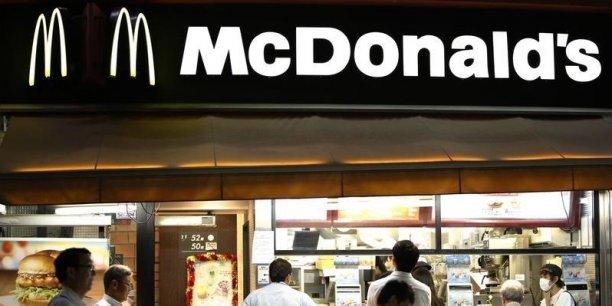 En Chine et aux Etats-Unis, McDonald's prévoit de fermer 220 restaurants cette année.