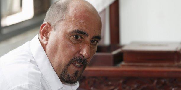Serge Atlaoui, le Français condamné à mort en Indonésie