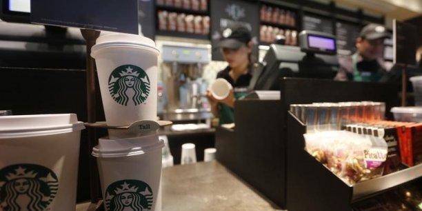 Starbucks dispose déjà de nombreux cafés et produits dans la grande distribution française.