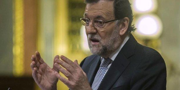 Mariano Rajoy veut changer la BCE