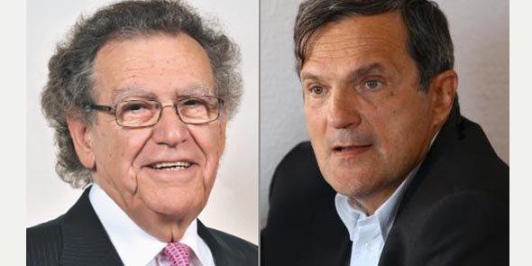Max Lévita (Montpellier) et François Chollet (Toulouse)