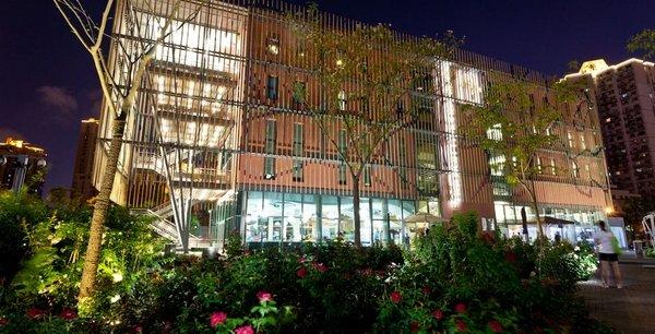 Une partie de l'équipe du siège d'ERAI à Lyon entrerait dans les actifs que pourraient récupérer l'ARDI, ainsi qu'une demi-douzaine d'implantations à l'étranger dont celle Shanghai (photo)