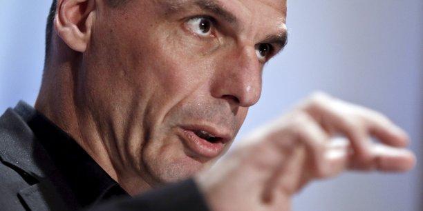 La Grèce peut s'en sortir (sans un nouveau prêt). L'une des conditions cependant est une importante restructuration de la dette, a affirmé M. Varoufakis dans une interview au quotidien de centre gauche Efimerida ton Sindakton.