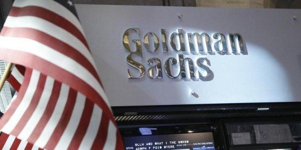 Goldman Sachs participe au processus d'élaboration des politiques de l'Union européenne, avec les responsables et/ou membres du personnel des institutions de l'Union européenne, est-il indiqué dans le registre de transparence.