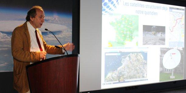 Philippe Escudier, président du directoire d'InSpace