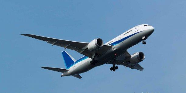 Un premier Boeing 787 va atterrir cette semaine à l'aéroport de Tarbes