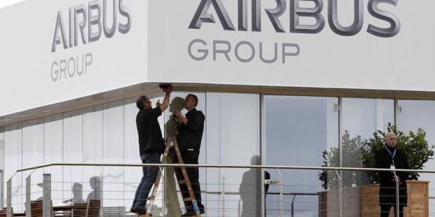 Aux deux premiers rangs du classement des Douanes, on trouve Airbus