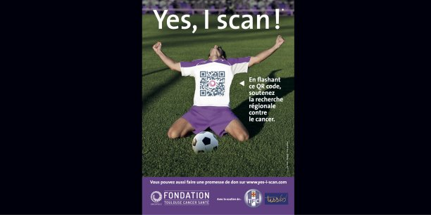 La campagne Yes I Scan sera lancée ce samedi 9 mai 2015