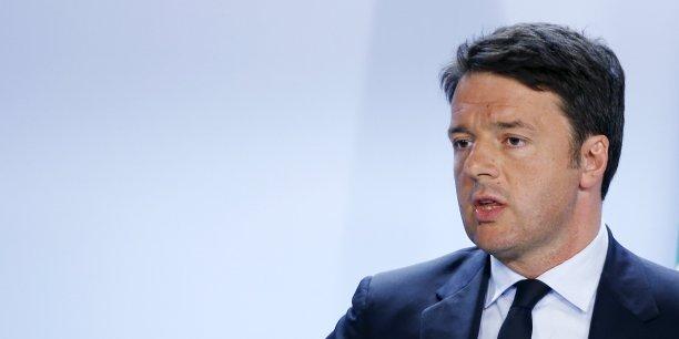 Matteo Renzi a dénoncé l'opacité d'un système fondé sur le relationnel.
