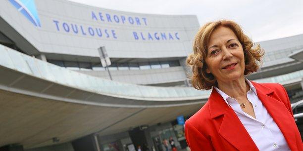 Anne-Marie Idrac vient d'être nommée administratrice au sein d'Air France-KLM.
