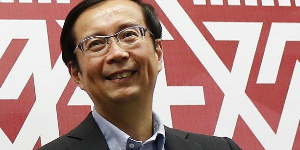 Daniel Zhang a eu un rôle très important permettant à Alibaba de devenir le plus grand site de shopping en ligne au monde, a argué le groupe.