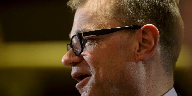Juha Sipilä, nouveau premier ministre finlandais
