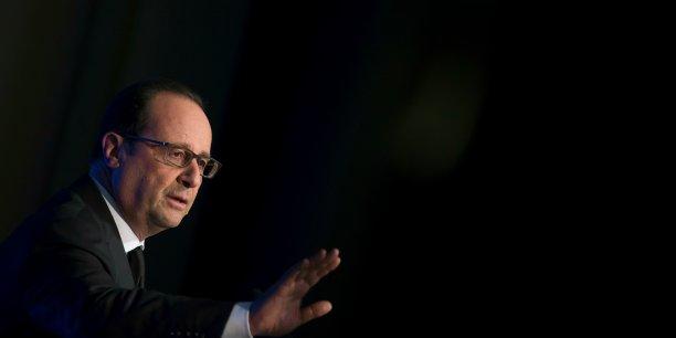 Cameron a dit qu'il voulait discuter, donc discutons, a déclaré François Hollande.