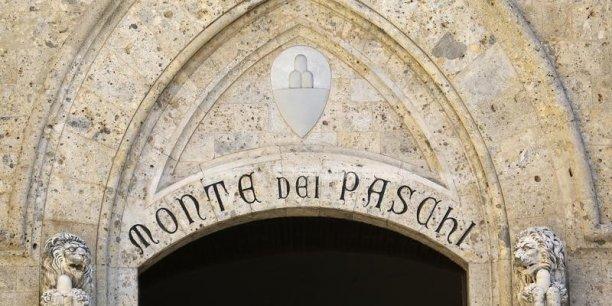 La plus ancienne banque commerciale au monde encore en activité a été sauvée par l'Etat italien