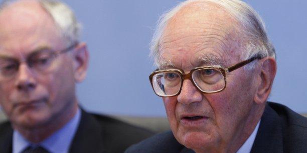 Alexandre Lamfalussy a contribué à installer les fondations du système monétaire européen en vue de l'instauration de la monnaie unique.