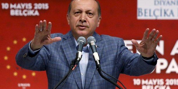 Le président turc Recep Tayyip Erdogan doit faire face à des élections législatives difficiles.