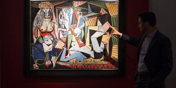 Si ce Picasso a été vendu pour une somme record cette semaine, de nombreux artistes sud-américains ou chinois réussissent à se faire une place au soleil sur un marché de l'art ultra compétitif.