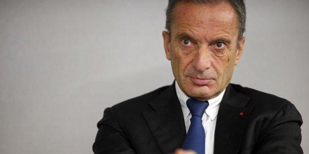 À un moment, je dis : ça suffit !, a expliqué Henri Proglio au Monde.