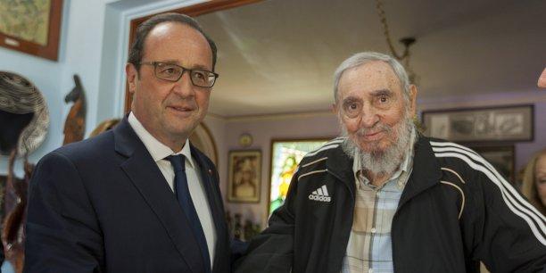 Fidel Castro a laissé le pouvoir à son frère cadet Raul en 2008 après être tombé gravement malade.