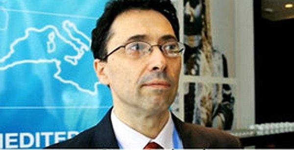 Pierre Beckouche, économiste-géographe, professeur à l'université Paris 1 Panthéon-Sorbonne