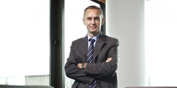 Directeur général du Crédit Mutuel Arkéa depuis 2008, Ronan Le Moal travaille au sein du groupe depuis une vingtaine d'années.