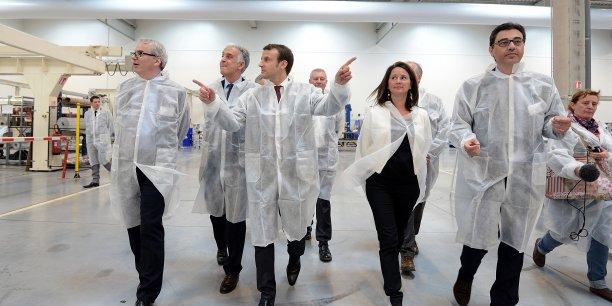 Pour lancer et développer l'industrie du futur, l'Etat prévoit de débourser 3,4 milliards d'euros