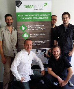 A partir d'une plateforme de jeu, Tamaplace a mis au point une application de salle de réunion virtuelle qui a beaucoup d'atouts pour séduire les marchés émergeants du travail collaboratif et du télétravail.