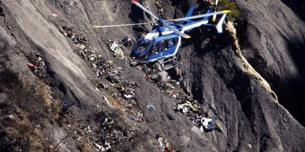 Le crash de l'A320 de la Germanwings, qui a eu lieu le 24 mars 2015 dans les Alpes, a fait 150 morts.