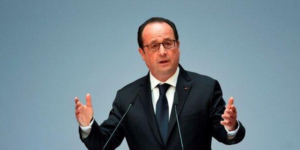 François Hollande a tenté de justifier sa politique économique.