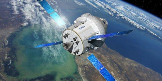 Constellium est à bord de la Orion de la NASA mise au point par le groupe américain Lockheed Martin pour l'exploration de l'espace lointain