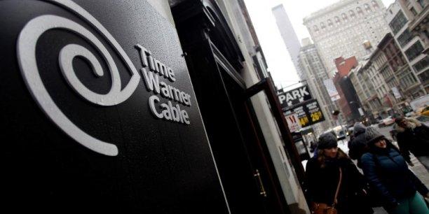 Dans un communiqué commun, les deux entreprises précisent que l'offre de Charter valorise l'action Time Warner Cable à 195,71 dollars