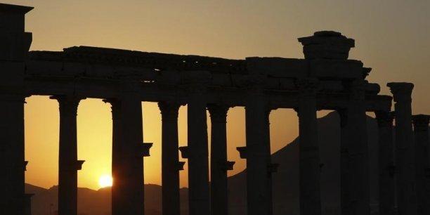 L'Observatoire syrien des droits de l'homme (OSDH) affirme ne pas avoir été informé pour le moment de destructions du type de celles auxquelles se sont livré les intégristes dans plusieurs cités antiques irakiennes.
