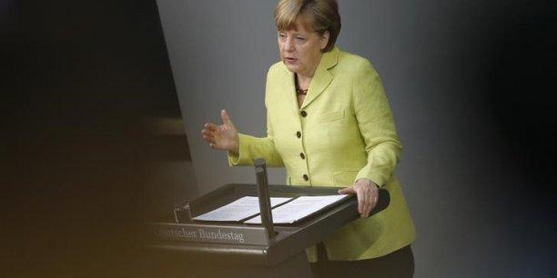 Angela Merkel est-elle prête au Grexit ?