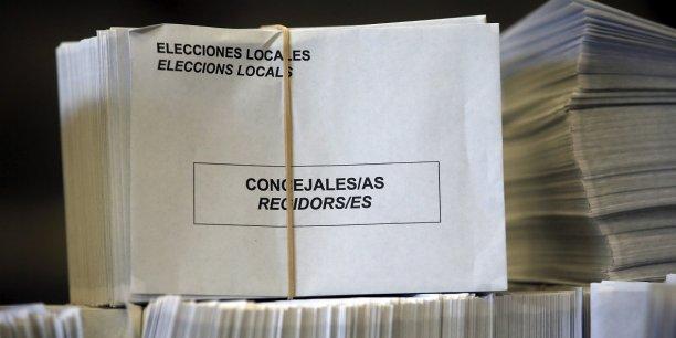 L'Espagne vote le 24 mars pour des élections locales