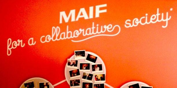 la maif renforce son implication dans l 39 conomie du partage. Black Bedroom Furniture Sets. Home Design Ideas