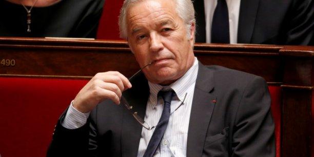 Le ministre du Travail, François Rebsamen, va défendre le projet de loi sur la réforme du dialogue social
