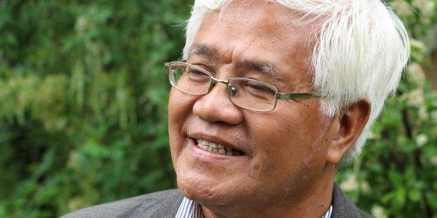 Tony Meloto, fondateur de l'ONG Gawad Kalinga.