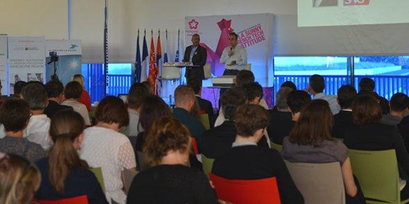 La première édition de Big up for start up est organisée par la French Tech Montpellier.