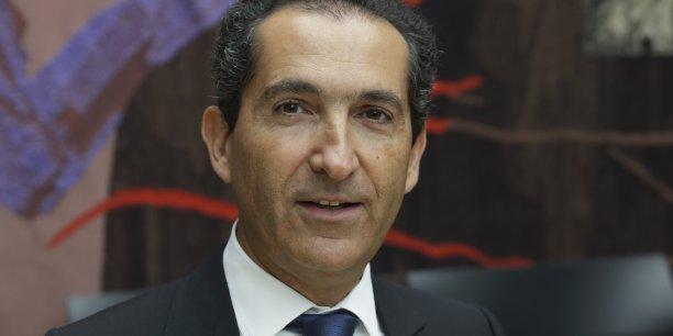 Patrick Drahi a récemment mis la main sur SFR, Portugal Telecom ou encore l'américain Suddenlink.
