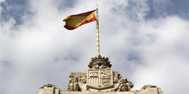 En Espagne, l'industrie a été tirée par la production de biens d'équipement et l'énergie.