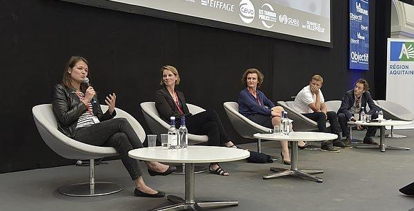 Léa Thomassin, Marie-Gabrielle Favé, Fabienne Chol, Nicolas Cargou, Adrien Aumont