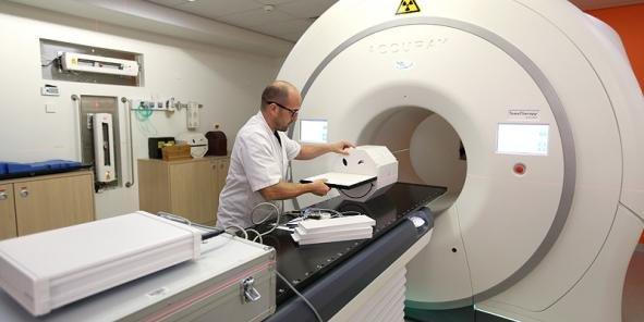 Scanner de l'Oncopole de Toulouse.