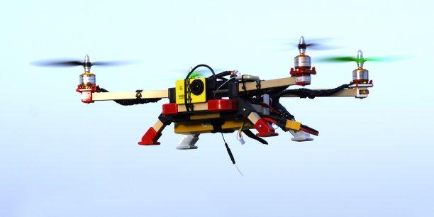 L'utilisation de plus en plus intensive des drones civils inquiètent les pilotes de ligne