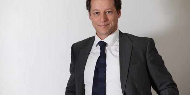 Jean-Noël de Galzain, le président du directoire de Wallix, qui espère lever de 7,5 à 10 millions d'euros.