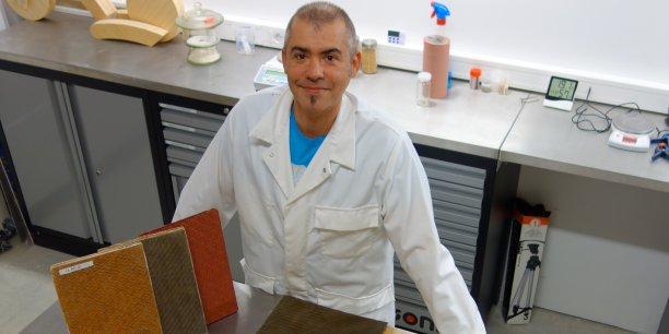 David Hardy, le fondateur de Veso Concept